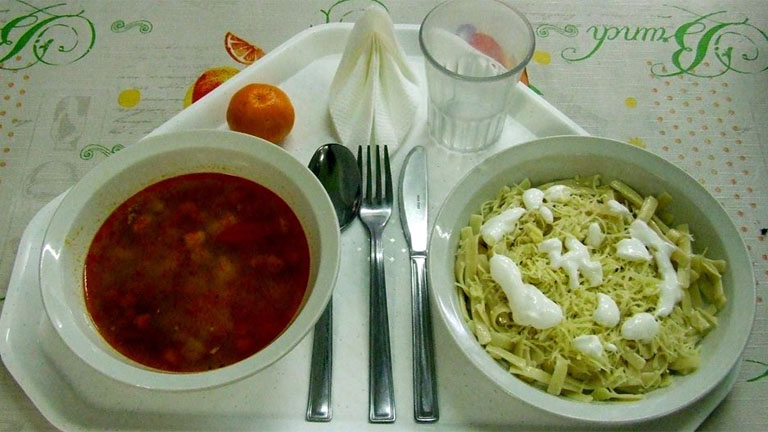 TOP 1 - Hansági gulyásleves sajtos spagetti - Fotó: merokanal.hu