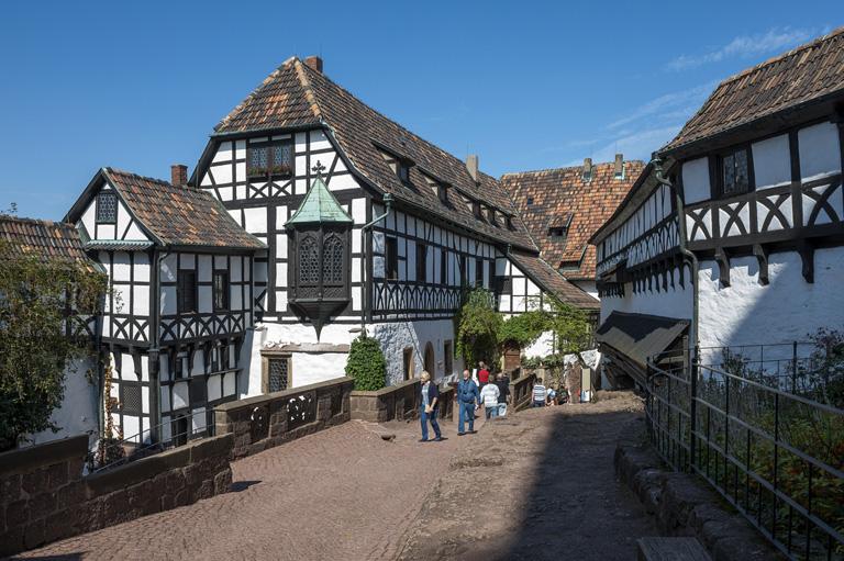 Luther ház (Fotó: Profimedia)
