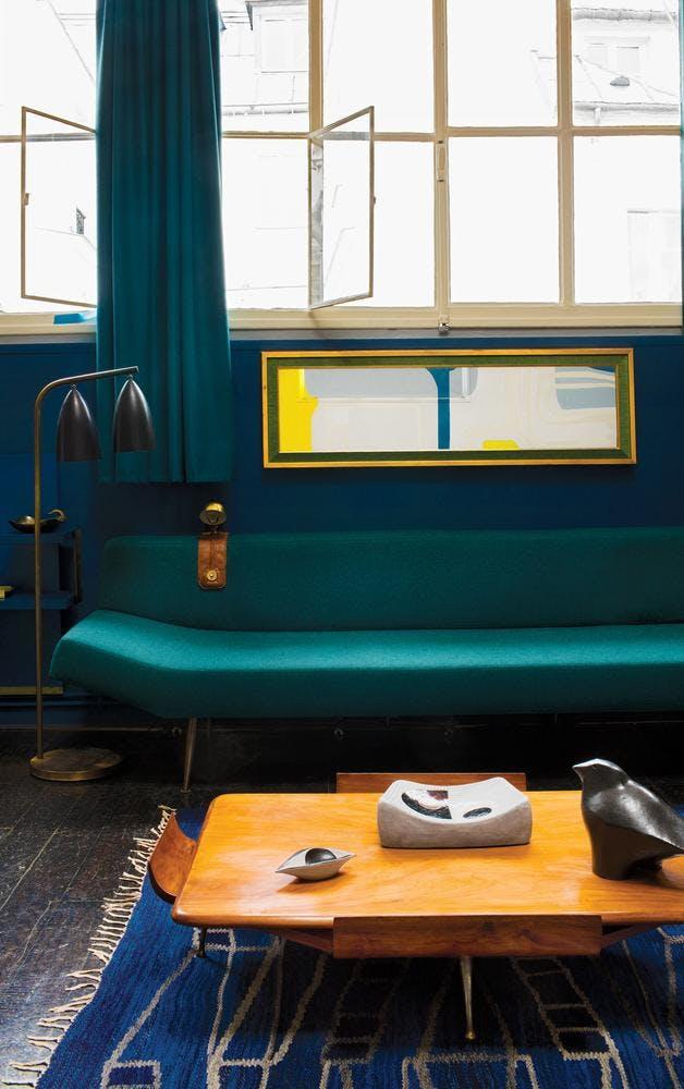 Így élnek a művészek - elképesztő lakásbelsők, amiktől tátva marad a szád