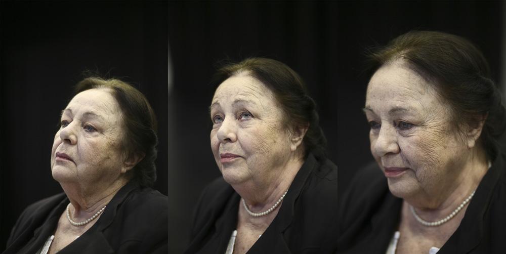 Csomós Mari (Fotó: Hernád Géza)