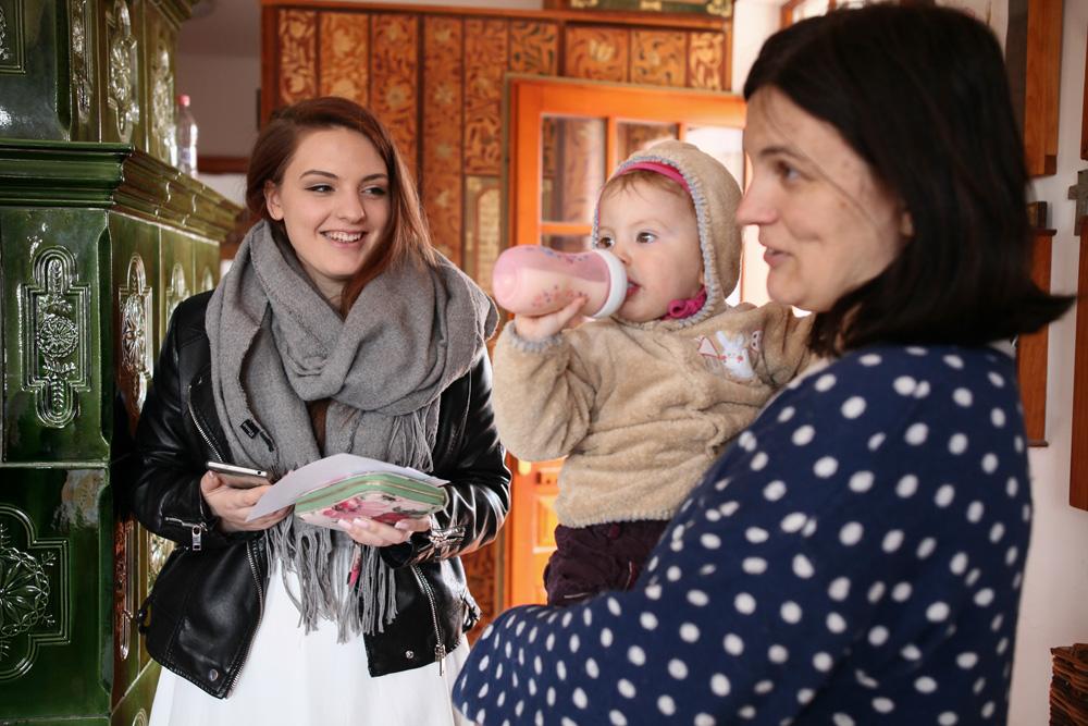 Johanna, Julcsi és Júlia
