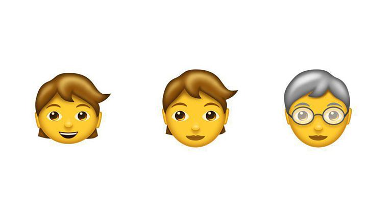 Eddig az emoji vagy nő vagy férfi volt, de ez most megváltozhat