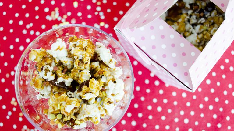 Ilyet még nem ettél! Húsvéti popcorn családi mozizáshoz