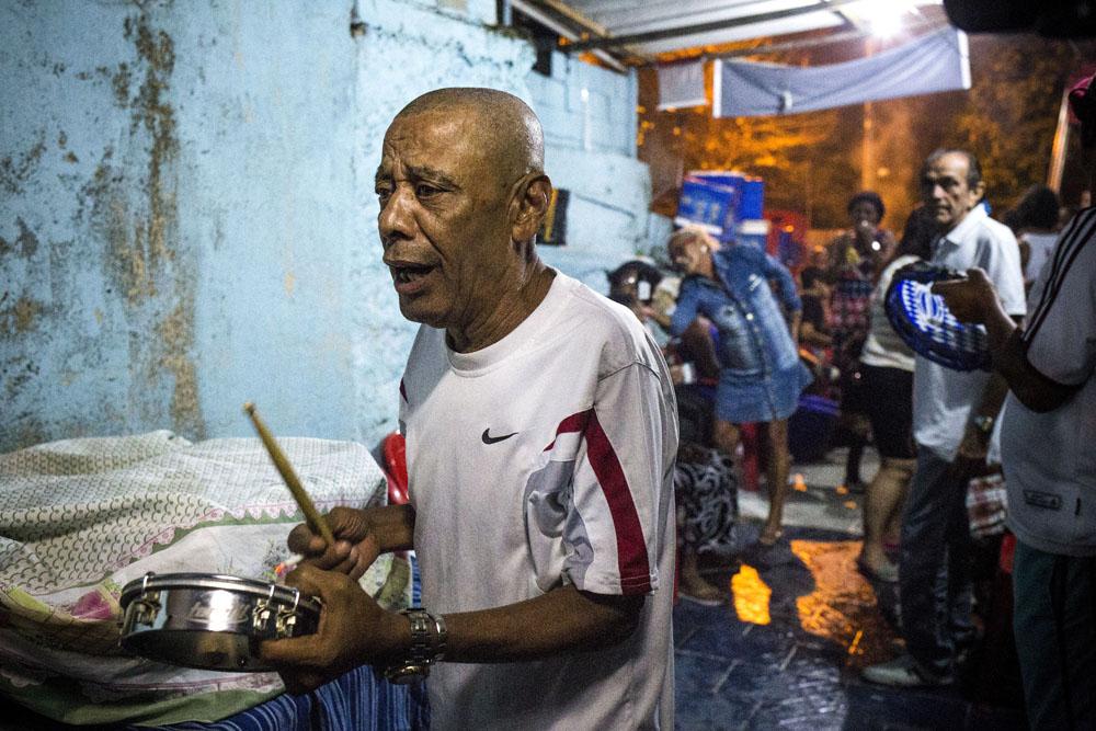 Rio de Janeiro szamba kerekei
