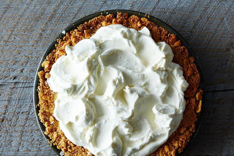 Könnyű, 10 perces citromos pite