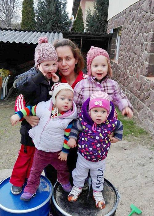 Judit és lányai