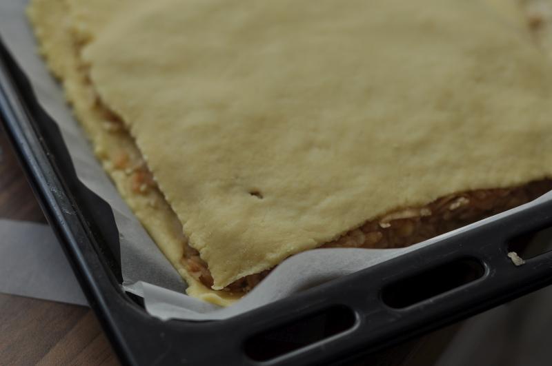 Almás pite a nagyi receptfüzetéből