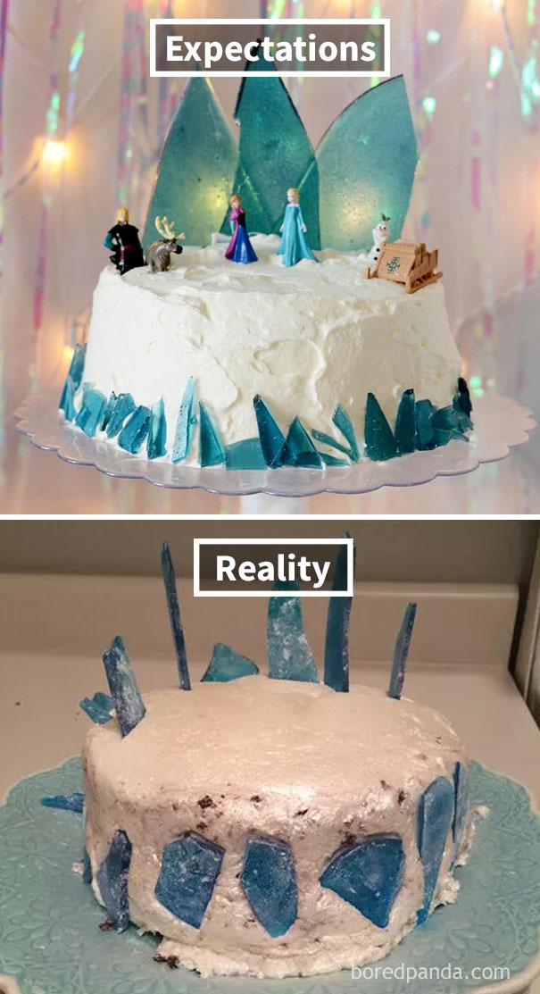 10 torta, ami nagyon nem úgy sikerült, ahogy kellett volna