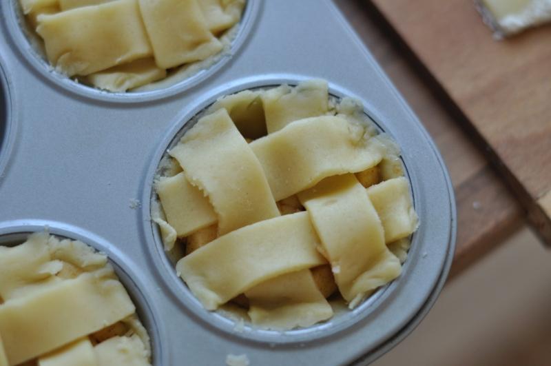 Elegáns és tökéletes: almás pite muffin