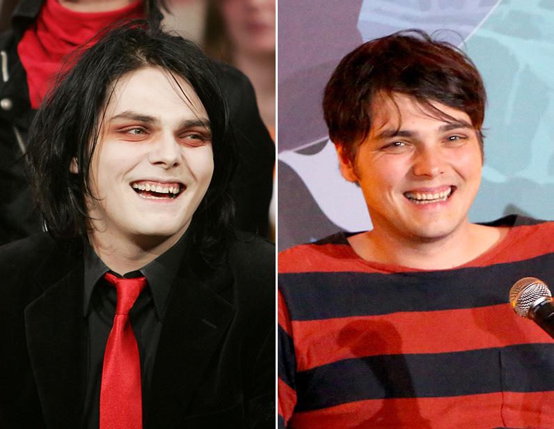 Gerard Way a My Chemical Romance énekese