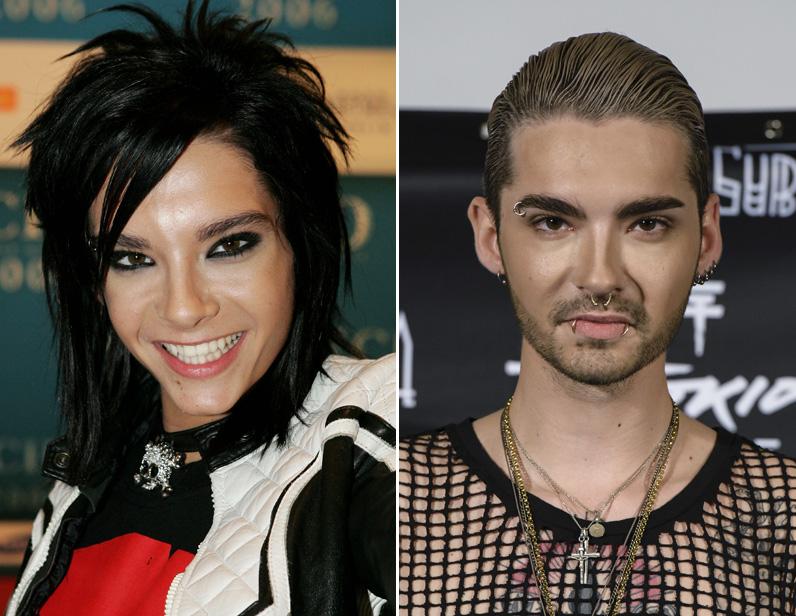 Bill Kaulitz a Tokio Hotelből