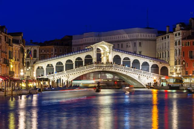 A velencei Rialto hídra terveztek terrortámadást