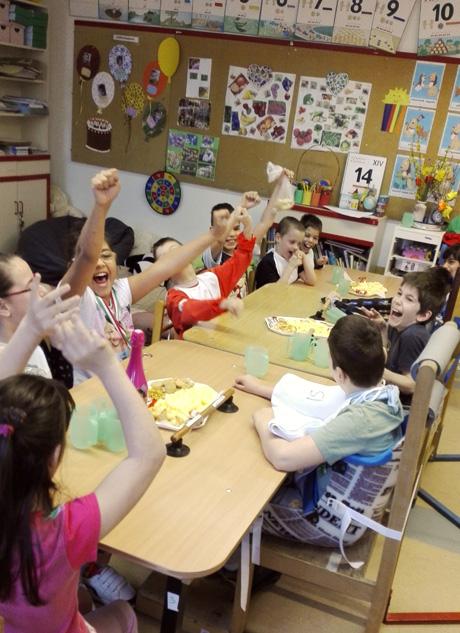 Eldőlt: Megvan az ország kedvenc általános iskolai osztálya!