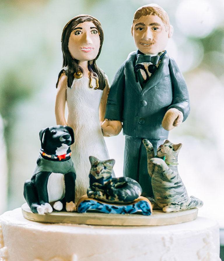 A házaspár és kedvenceik (Fotó: autumncutaia.com)