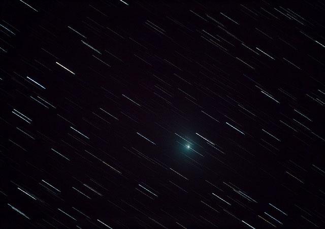 Szabad szemmel is láthatod a kimondhatatlan nevű üstököst