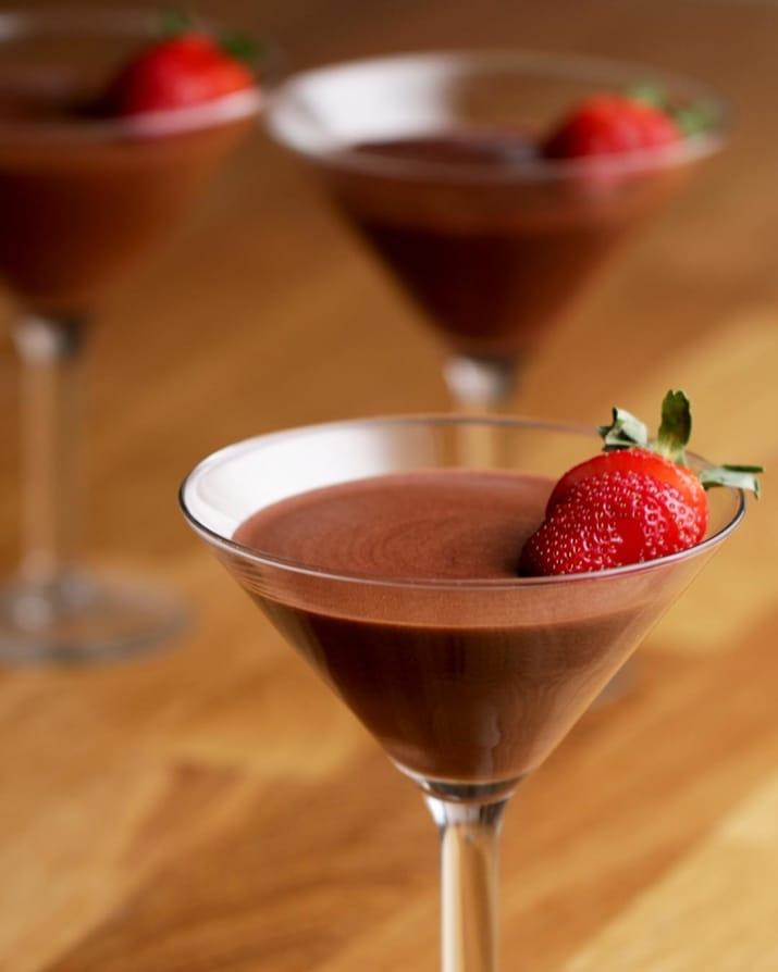 Készíts isteni vegán csokimousse-t, 4 hozzávalóból!