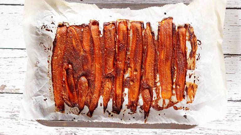 Csinálj bacont répából!