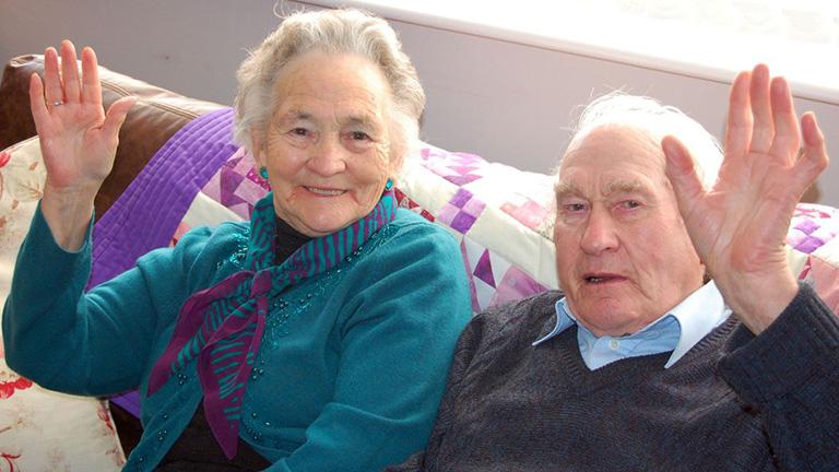 71 évig voltak együtt, 4 perc különbséggel mentek el