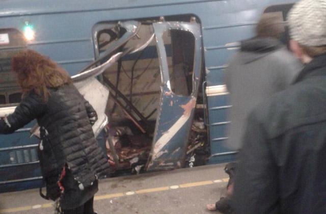 Szentpétervári robbantás: rengeteg életet mentett meg a metróvezető
