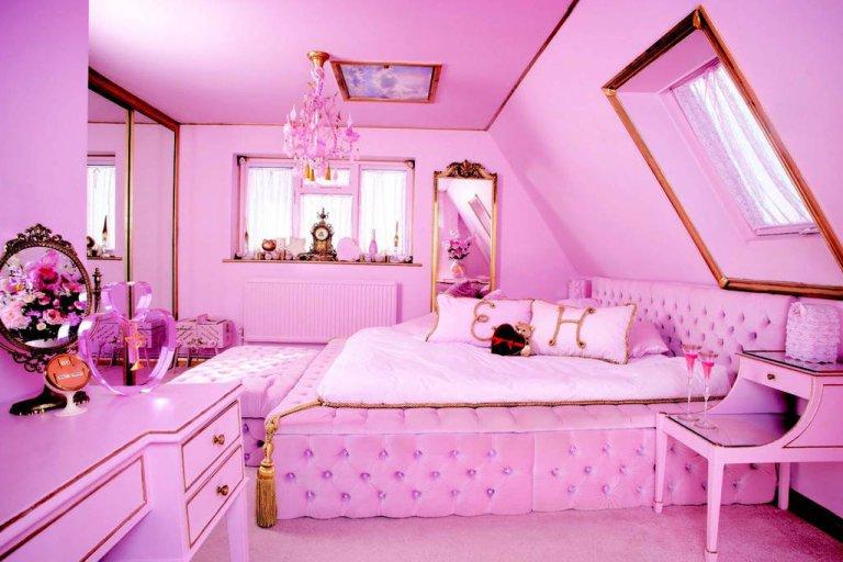 Te is aludhatsz a világ legrózsaszínebb házában