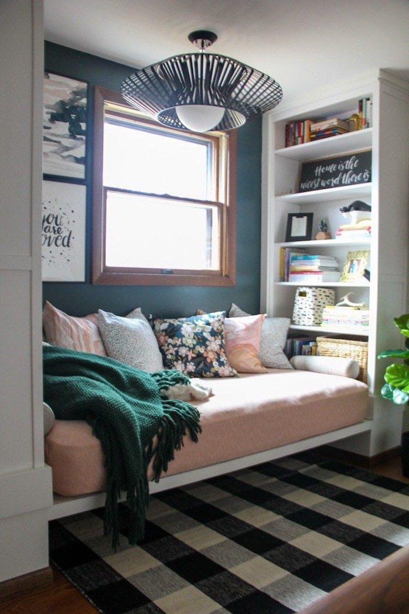 Szuper ötlet kis lakásba: csináld-magad díványok
