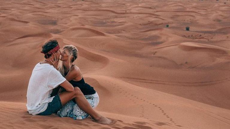 Egy vagyont keres Instagramozással a fiatal pár