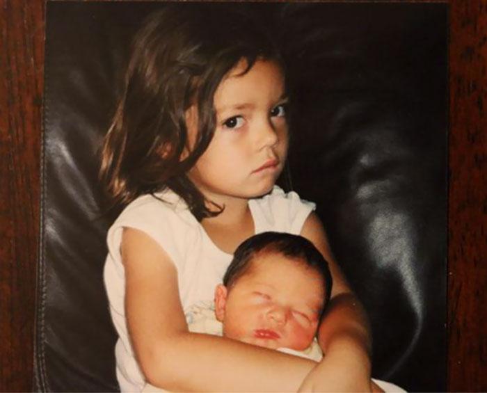 10 gyerek, aki valójában egyáltalán nem vágyott testvérre