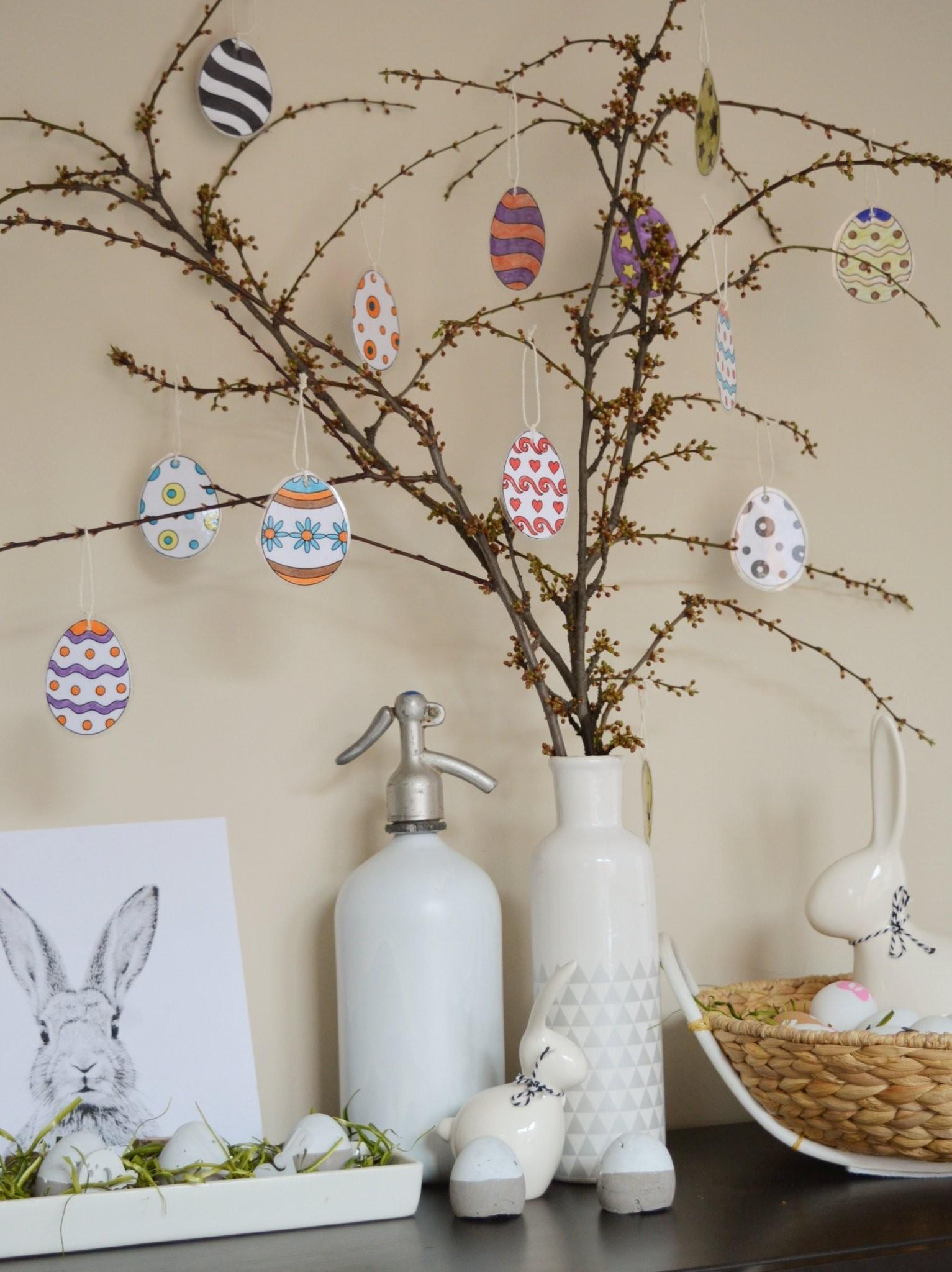 Saját Otthon Projekt: az elmúlt 5 év best of húsvéti ötletei egy csokorban