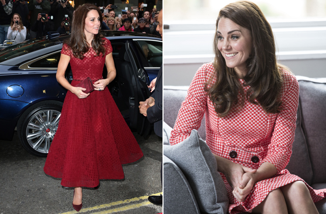 Katalin hercegné ennyit költött ruhára 2017-ben eddig