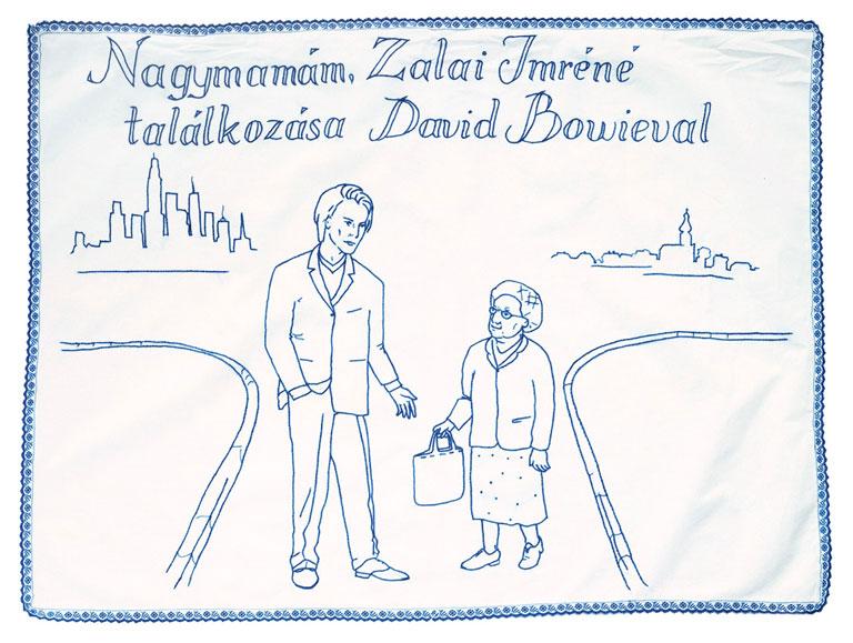 Az alapötletet adó mű Szabó Eszter Ágnes munkája, gyanítom, ő sem gondolta, hogy ez lesz a vége... (Fotó: Tumblr)