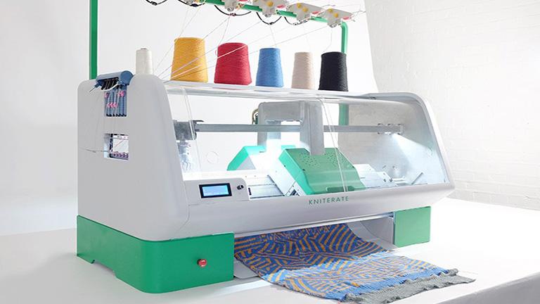Te is lehetsz divattervező a 3D-nyomtatós kötőgéppel!