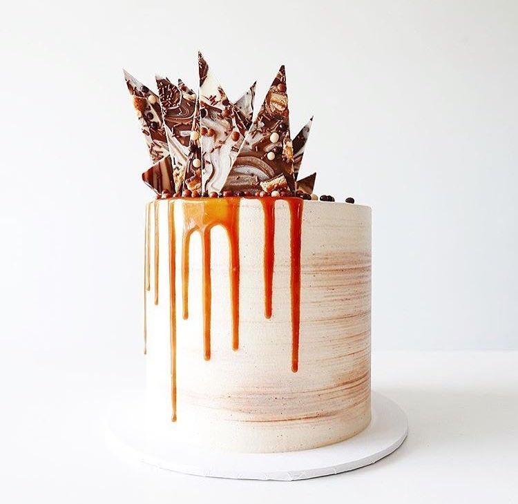 Ezek a gyönyörű torták túlcsordulnak az édes dekadenciától