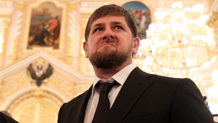Ramzan Kadirov csecsen elnök szerint Csecsenföldön nincsenek melegek