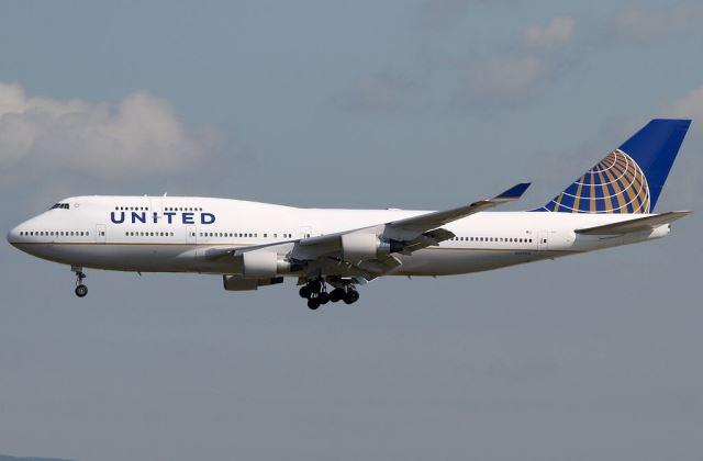 Erőszakkal szállították le az utast a United Airlines egyik belföldi járatáról