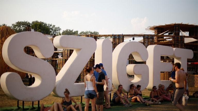 A Sziget Fesztivál 2017. augusztus 9. és 16. között zajlik majd (Fotó: Tumblr)