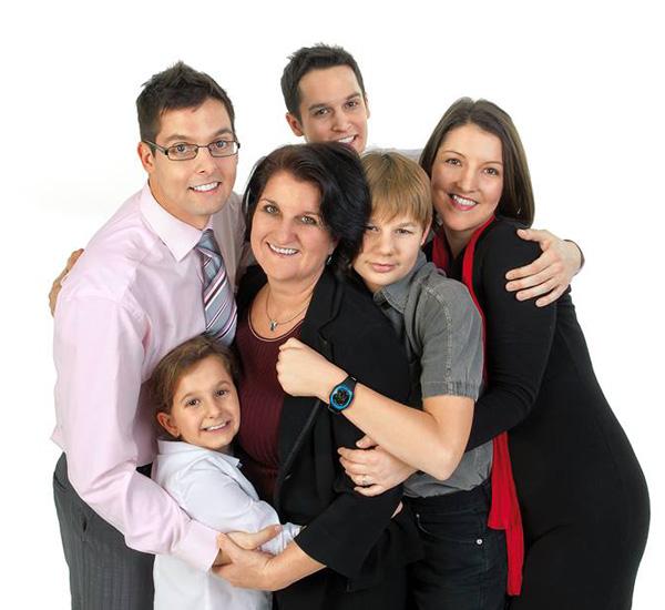 A nagy család