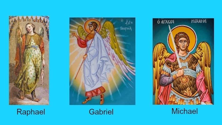 Válassz egy kártyát, hogy megtudd melyik arkangyalt hívd segítségül!