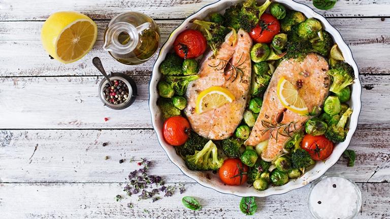 Ha ezekkel az ételekkel laksz jól, nem fogsz hízni