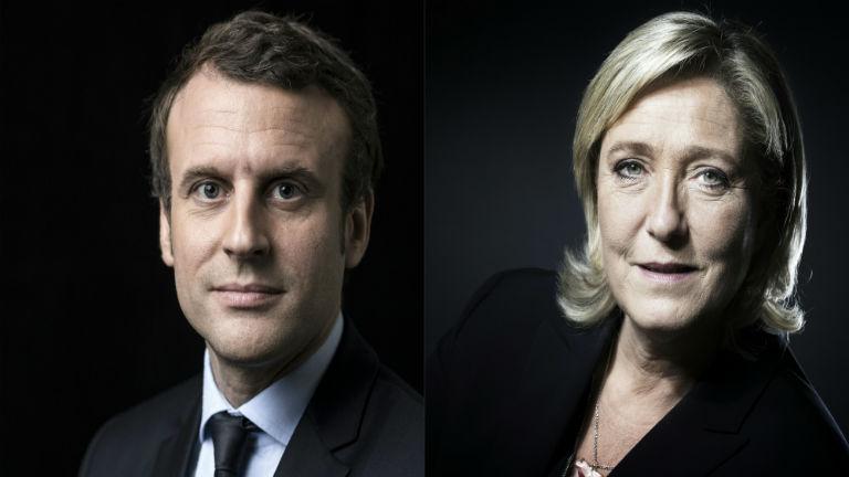 Nem tudta az első fordulót megnyerni Marine Le Pen