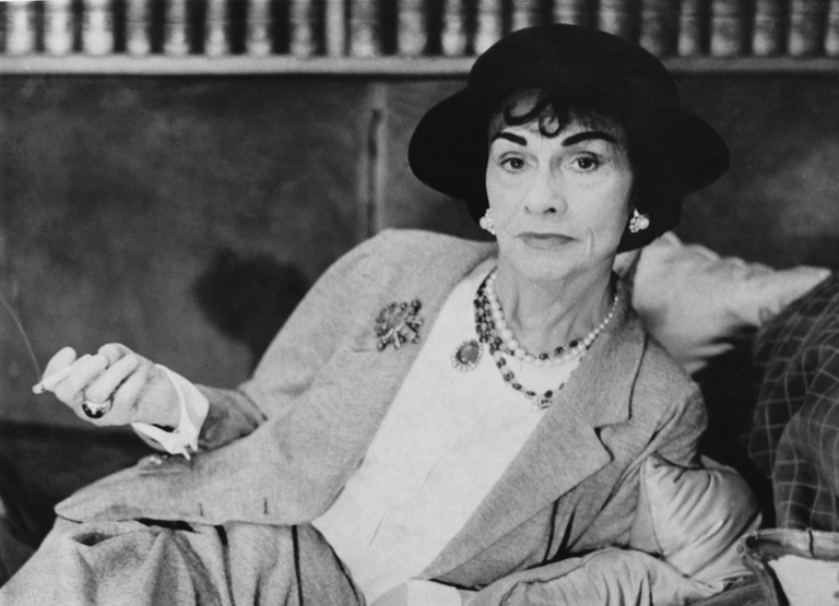Coco Chanel (Fotó: Getty Images)