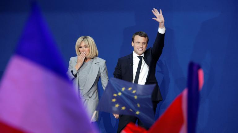 Macron lehet az Európai Unió utolsó reménye