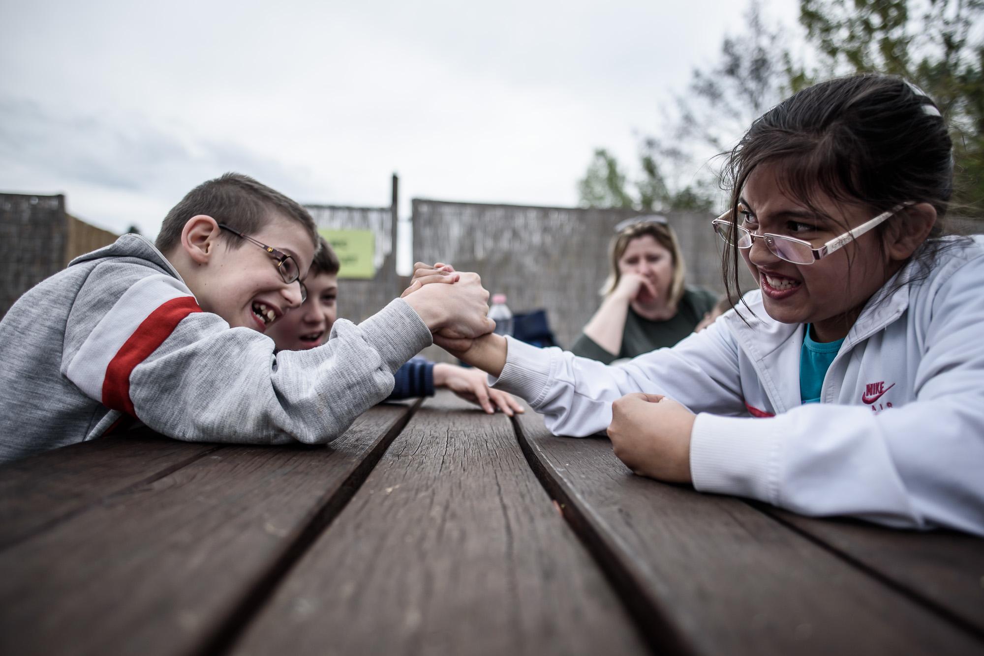 Emberéletnyi szeretet két nap alatt: sérült gyerekekkel osztálykirándultunk