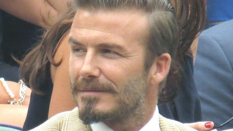 Ez történik ma, David Beckham születésnapján