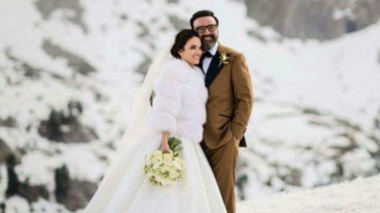 advent Debreczeni Zita és Gianni Annoni esküvői képek