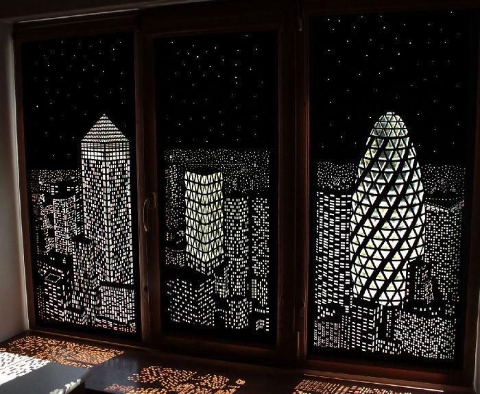 A legmenőbb sötétítőfüggönyöktől úgy érezheted, mintha egy new york-i penthouseban laknál