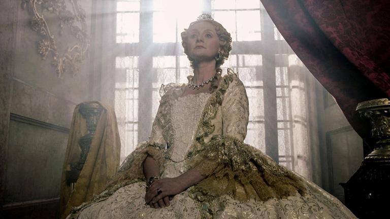 """Részlet a """"Mária Terézia - Uralkodó és anya"""" c. filmből (Fotó: ORF)"""