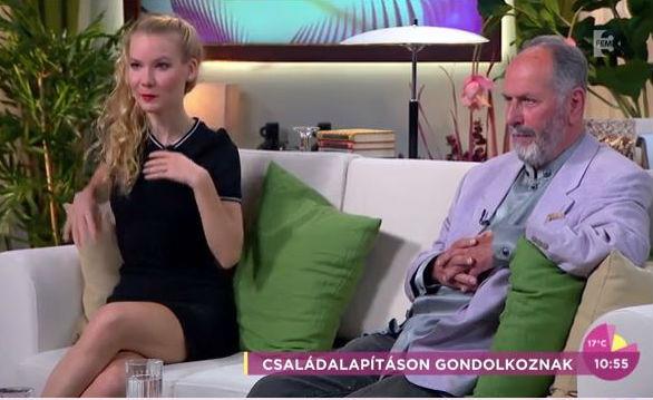 Nagykorú lett a 69 éves Benkő Dániel barátnője - már a gyereket tervezik