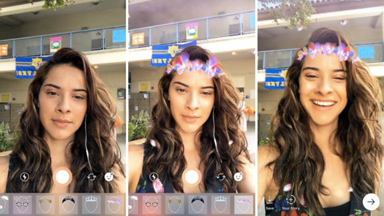 Instagramra is megérkeztek a virágkoszorúk és kutyafülek