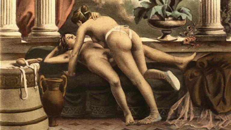 Meztelen szex orgiák