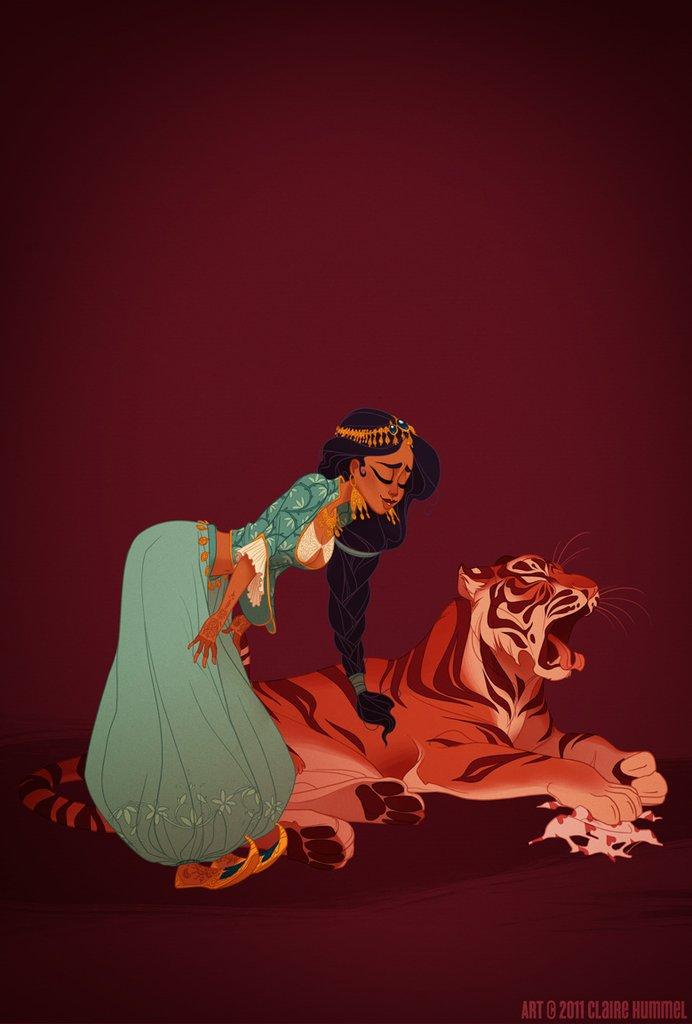 Ilyen lennének a Disney-hercegnők, korhű jelmezekben